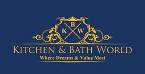 Kitchen & Bath World Logo